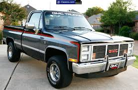 1987 GMC Sierra Classic - Matt Garrett Classic 1984 Gmc Sierra C1500 Truck Pickup For Sale 4308 1955 Sale Near Arlington Texas 76001 Classics On 4x4 Generaloff Topic Gmtruckscom 1972 Jimmy Roseville California 95678 1959 Mankato Minnesota 56001 Hot Rod Network Vintage Chevrolet Club Opens Its Doors To Gmcs Hemmings Daily 1987 Matt Garrett 1967 Trucks Pinterest Trucks 1949 3100 Fast Lane Cars Gmc Majestic Magazine