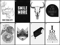 Free Printable Posters Black And White