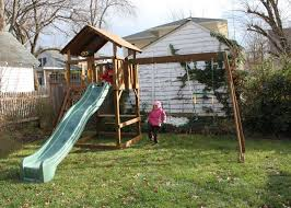 Diy Backyard Playground Sets | Home Outdoor Decoration 9 Free Wooden Swing Set Plans To Diy Today How Build A Tree Fort Howtos Best 25 Backyard Fort Ideas On Pinterest Diy Tree House 12 Playhouse The Kids Will Love Gemini Wood Swingset Jacks The Knight Life Custom And Playset Designs From Style Play House Addition 2015 Backyard Swing Bridge Ladder Gate Roof Finale Forts Unique Set