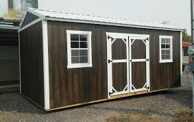 Livestock Loafing Shed Plans by Aaa Sheds U0026 Shanties Llc