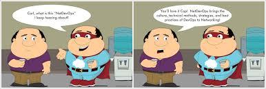 Carl and Captain Cloud Discuss NetDevOps