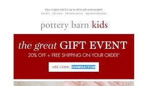 Pottery barn coupon 15 percent off Buffalo wagon albany ny coupon