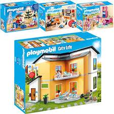 playmo playmobil city 4er set 9266 9267 9270 9495