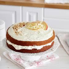 apfelmus torte mit zimt sahne