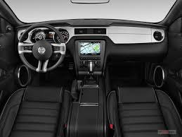 2014 Ford Mustang Dashboard