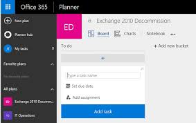 Managing Projects with fice 365 Groups Planner and Teams