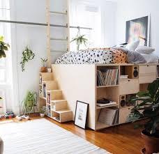 hochbett für erwachsene wohnideen einrichten