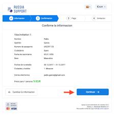 Cómo Obtener El Visado A Rusia De Manera Más Fácil Y Económica En 2019