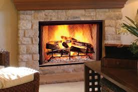 High Efficiency Zero Clearance Wood Fireplaces Vonderhaar