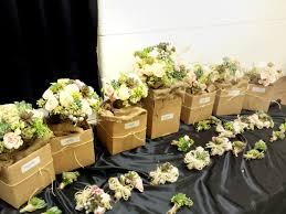 Succulent Bridal Bridesmaids Bouquets Corsage Bouttonierre Pin Ons