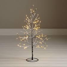 4ft Christmas Tree Sale by Buy John Lewis Pre Lit Snowy Twig Christmas Tree White 4ft