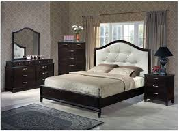 Black Leather Headboard Bed by Leather Bedroom Furniture U2013 The Most Exquisite Style For All