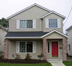 Images Front Views Of Houses by Narrow Lot House Plans Building Small Houses For Small Lots