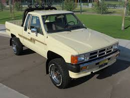 1986 Toyota Pickup Hilux | Canyon State Classics 1986 Toyota Sales Brochure Efi Turbo 4x4 Pickup Glen Shelly Auto Brokers Denver Govdeals 1 Ton Long Bed Reg Cab 2wd Youtube 1990 Overview Cargurus Sr5 Extendedcab Truck Stock Fj40 Wheels Super Clean T25 Anaheim 2016 V8 Ex Bad Boy Toy 4cam 32valves Hilux Wikipedia Lift Kits Tuff Country Ezride The And Tacoma Compared Spec For Deluxe Toyota Pickup Deluxe 4x4 Regular Cab Sly Lumpkins 4runner Bfgoodrichs What Are You