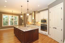 Master Bathroom Vanity With Makeup Area by First Floor Master U2013 Custom Floor Plan Cary U2013 Stanton Homes