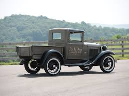 100 1930 Ford Truck RM Sothebys Model A Closed Cab Pickup Hershey 2014