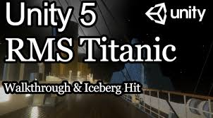 Ship Sinking Simulator Download Dropbox by The Sinking Of The Titanic A Unity 5 Experience Glen Rhodes