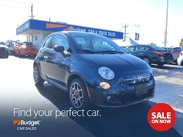 View Fiat | Vancouver Used Car, Truck And SUV | Budget Car Sales
