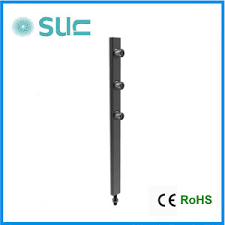 china high pole aluminum 3w cree led cabinet lighting for museum