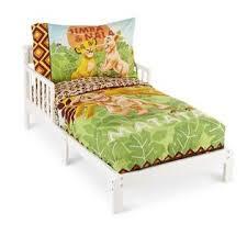 disney the lion king toddler s 4 piece bedding set