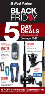 West Marine Black Friday 2017 Ad