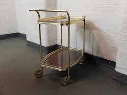 Coffee Side Tables Trolleys Rosewood And Gold