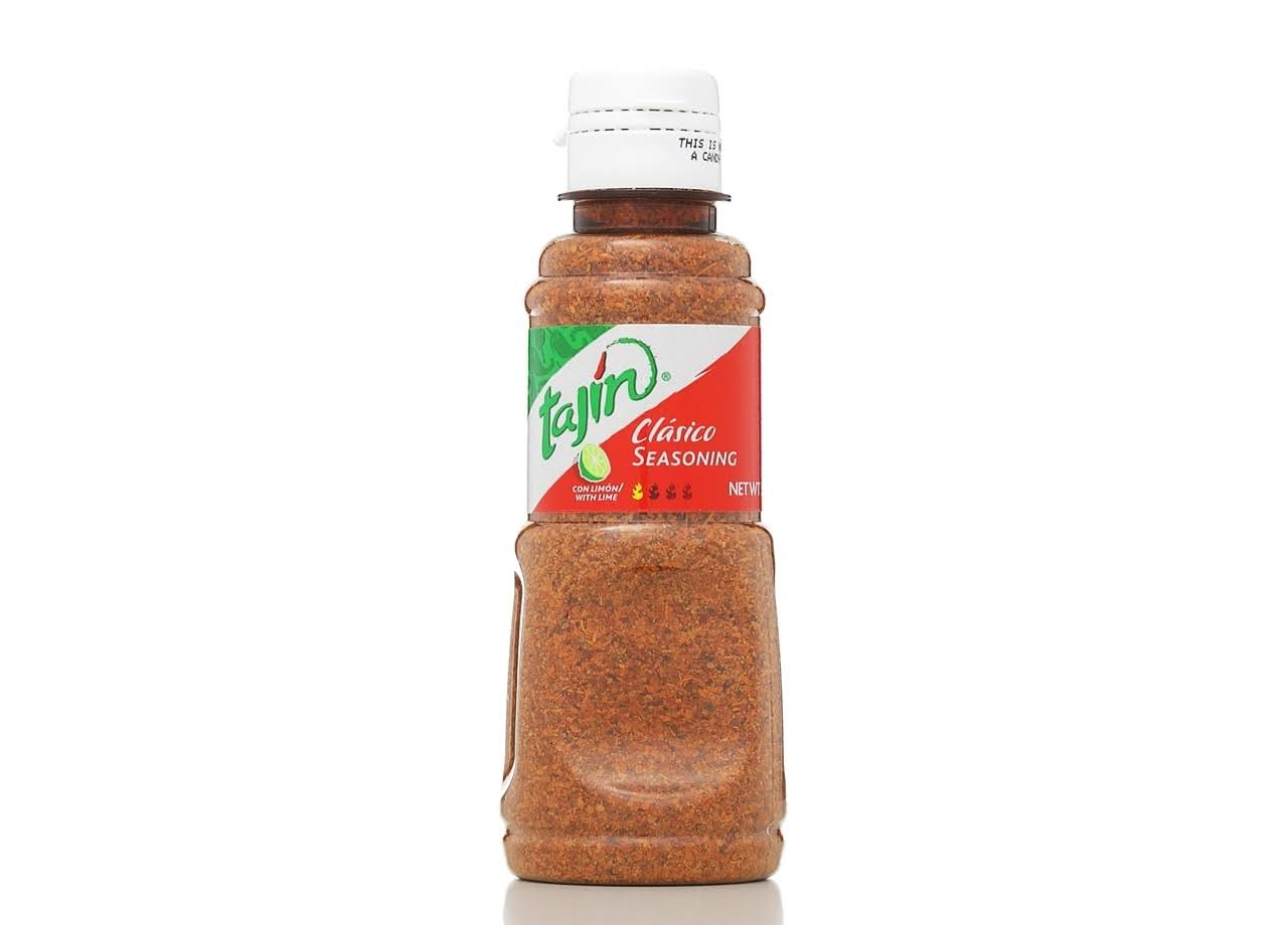 Tajín Mixture of Peppers and Lime Seasoning - 142g