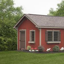 Pre Built Sheds Columbus Ohio by Sheds U0026 Barns Ohio Michigan Pennsylvaniaweaver Barns