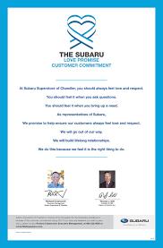 100 Loves Truck Stop Chandler Az Subaru Love Promise Begins With Subaru Superstore Of In