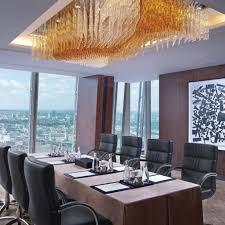Ambassador Dining Room Li Boardroom Shangri La Hotel At The Shard