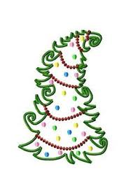 Whoville Tree Coloring Page