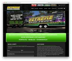 Flatsome WordPress Gaming Theme By UX-Themes - Extremegametruck.com Extreme Video Game Truck Home Facebook Photos For Denver Yelp Fatherson The Bridge Party Fliphtml5 Evgzone_uckntrailer_large Zone Long Island Parking Simulator Stock Game Party Pages 1 5 Text Version Tire 2 Android Games In Tap Extreme Truck Gallery