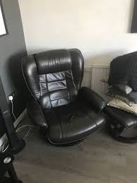 Recliner Chair Brown Leather Nine Luxury Wooden Pub Chairs Micropub Shed Home Bar Man Cave Woman Breweriana In Bradford West Yorkshire Gumtree Vintage Bourbon Whiskey Barrel Chair My New Man Cave Small But Comfortable Sorry For Odd Lighting Denman Italian Leather Cherrywood Set Gifts Guys Recliners Gift Ideas Boyfriend Fathers Day Whlist 5 Mancave Must Haves Taskers Of Accrington Bus Bench Seating Man Cave Retro Diner Seats Ding Cafe Funky C 5183 Power Recliner With Headrest By Warehouse M At Pilgrim Fniture City Mancave Gedblog Check Out Best Home Furnishings Monroe Camo Rocker Shopyourway