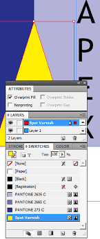 How To Specify Spot Varnish In A Digital File
