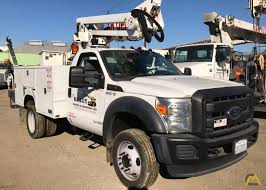 100 Rent A Bucket Truck Ltec T37G Crane For Sale Or