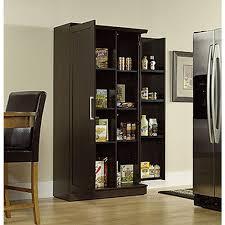Stand Alone Pantry Closet by Sauder Home Plus Dakota Oak Storage Cabinet 411572 The Home Depot