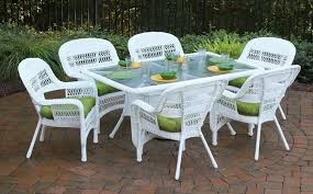 Painting Wicker Furniture Dining — Wicker & Wood Furniture