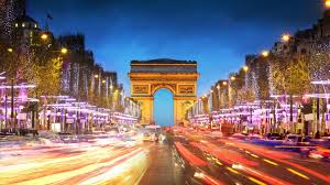 Arc De Triomphe Paris Uhd Wallpaper