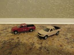 99 N Scale Trucks SCALE FORD PICKUP TRUCKS 1898106270