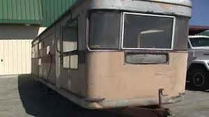 Camper Restored Vintage Rv Trailers For Sale Cardinal Retro Travel The Small Trailer Enthusiast Jpg