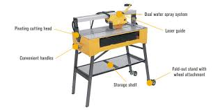 Mk Tile Saw Home Depot by Some Tile Saw Questions Rock Tumbling Hobby
