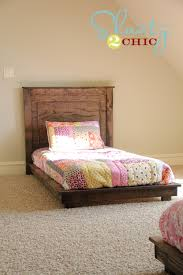 Daybed Diy Twin Bed Frames Made From Pallet For Rustic Bedding