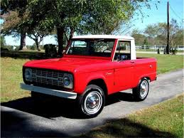 1966 Ford Bronco Truck For Sale | ClassicCars.com | CC-1034215 1969 Ford Bronco Half Cab Jared Letos Daily Driver Is A With Flames On It Spied 2019 Ranger And 20 Mule Questions Do You Still Check Trans Fluid With Truck In Year Make Model 196677 Hemmings 1966 Service Pickup T48 Anaheim 2016 Indy U101 Truck Gallery Us Mags 1978 Xlt Custom History Of The Bronco 1985 164 Scale Custom Lifted Ford