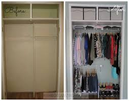 Helping With A Closet