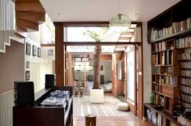 100 Victorian Property Small Courtyard In A Property Turned Into A Single Family