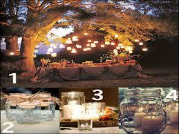 Rustic Country Wedding Ideas Mason Jars Reception