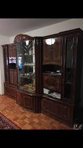 wohnzimmer schrank aus italien mahagoni