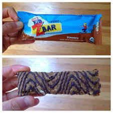 Clif Kid Smores Z Bar Review