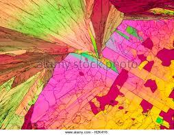 Polarized Light Microscopy Stock s & Polarized Light