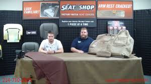 King Ranch Style Leather Seat Covers Explanation Video - YouTube Looking For Camo Seat Covers Ford F150 Forum Community Of 2009 With Clazzio Cover Youtube Save Your Seats Coverking Truckin Magazine Bench Swap 12013 Front And Back Set 2040 Split Give 092015 The Tactical Edge With Our New 2012 F350 Velcromag Amazoncom Full Size Truck Fits Chevrolet 2001 Xl Best Caltrend For F150s Rugged Fit Custom Car